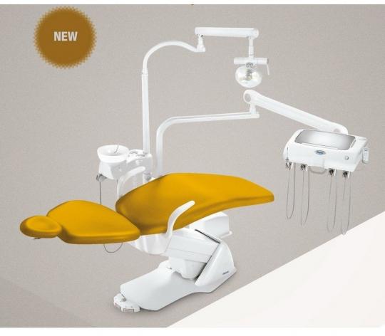 Стоматологическая установка с нижней подачей инструментов Syncrus Elit 5 (Синкрус Элит 5) Gnatus