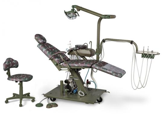 Стоматологическая портативная установка (OLSEN Бразилия)