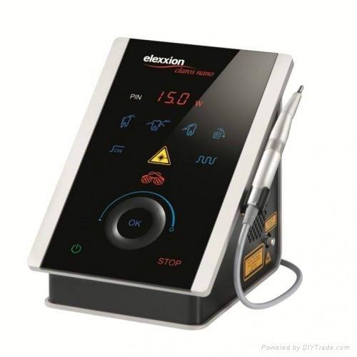 Стоматологический диодный лазер Claros Nano