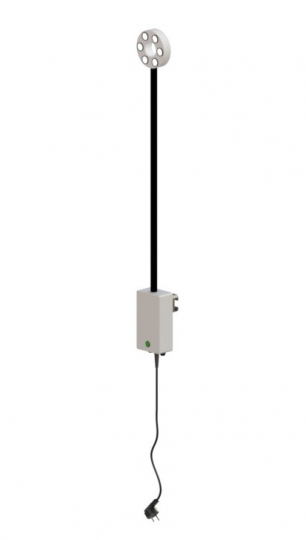 Светильник смотровой для гинекологического кресла ССП-02-3км
