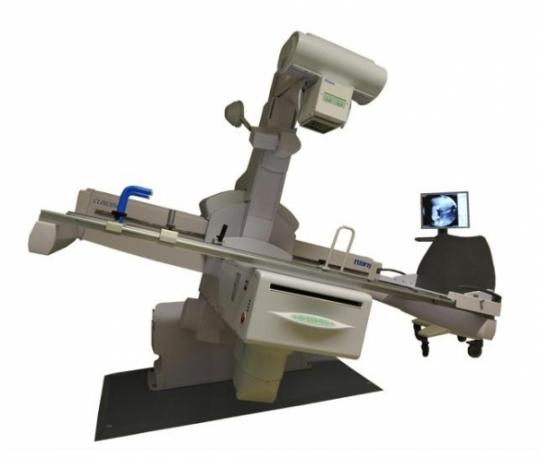 Рентгенодиагностический телеуправляемый комплекс на 3 рабочих места с системой цифровой рентгеноскопии - Clinodigit