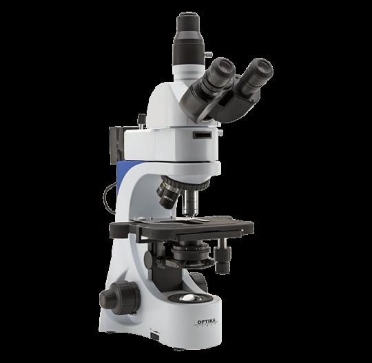 Типовой лабораторный микроскоп B-383 MET Optika Microscopes