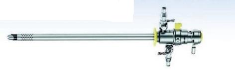 Тубусы беспрерывного потока для резектоскопа - вращающиеся