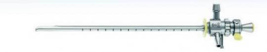 Тубусы для цистоуретроскопа с центральным клапаном