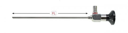 Тубусы для оптики Ø 4,0 мм.