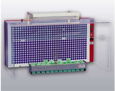 Вытяжки для химических шкафов с вертикальной аспирацией