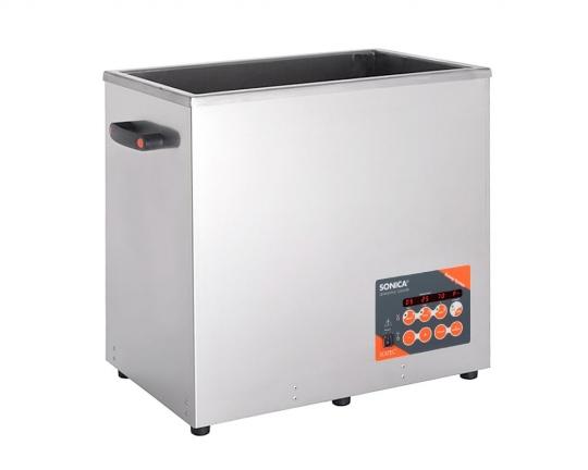 Ультразвуковая ванна Sonica 45L EP для очищения медицинских инструментов