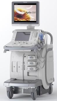 Ультразвуковой сканер - Toshiba Япония Aplio 300
