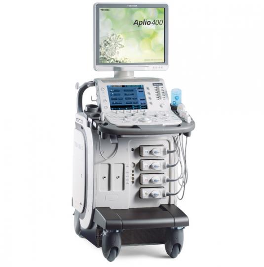 Ультразвуковой сканер - Toshiba Япония Aplio 400