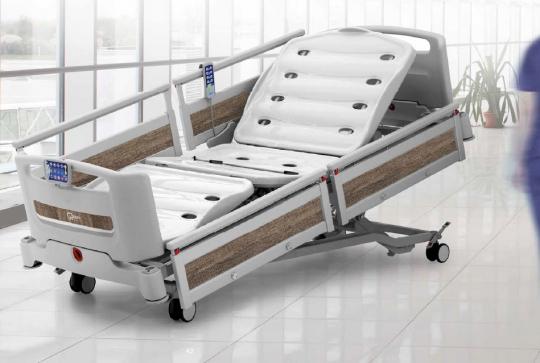Универсальная медицинская кровать Givas EB0210 - EA0700