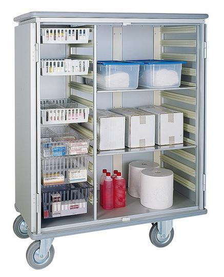 Универсальный медицинский шкаф для медикаментов 3150 CR