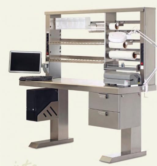 Упаковочный стол - MCI 3655