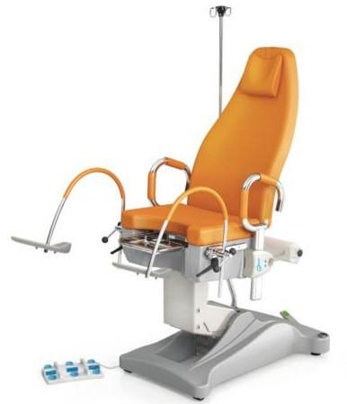 Урологическое - гинекологическое медицинское кресло Givas AP4012