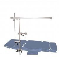 Осветительное устройство для артроскопии плеча