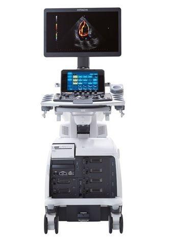 УЗИ аппарат Hitachi-Aloka Lisendo 880