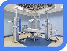 Оснащение больниц