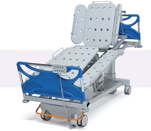 Противопролежневая медицинская кровать