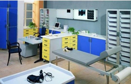 Модульная медицинская мебель