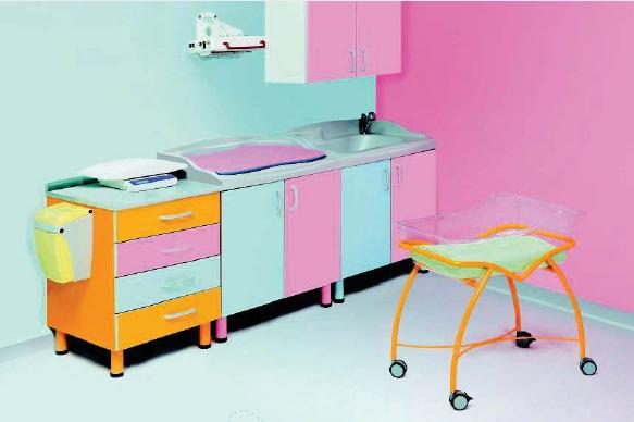 Детская мебель для педиатрии