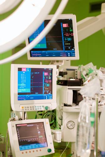 Прикроватные медицинские мониторы
