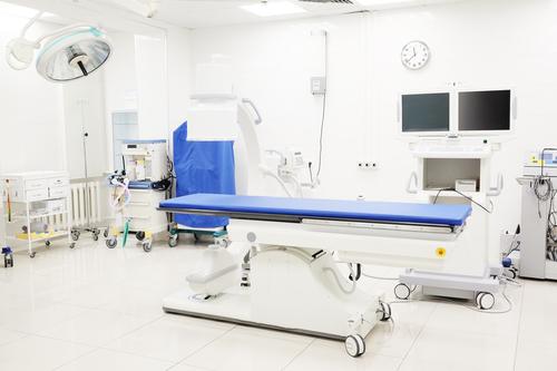 Оснащение хирургических блоков