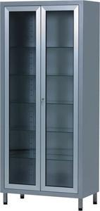 Шкафы витрины для медицинских инструментов