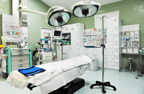 Светильники медицинские