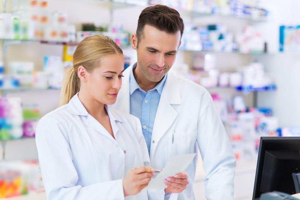 Медицинская мебель и оборудование для аптек