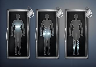Гидромассажные ванны три варианта
