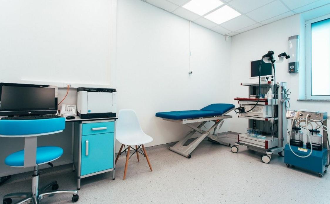 Эндоскопические столы и кушетки