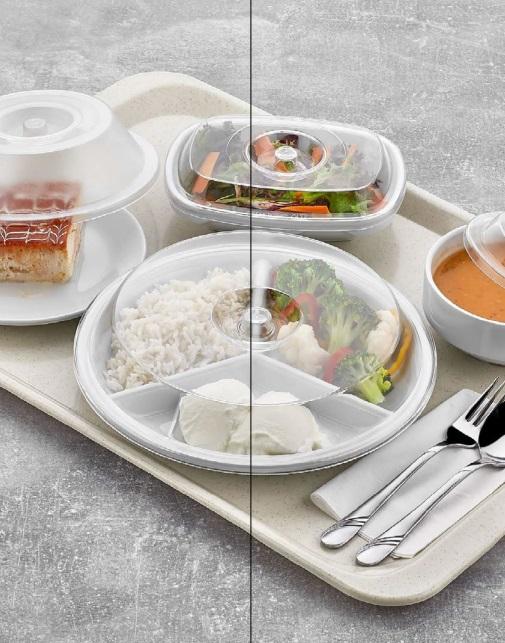 Тарелки для еды