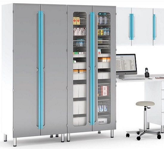 Шкаф для хирургии под заказ