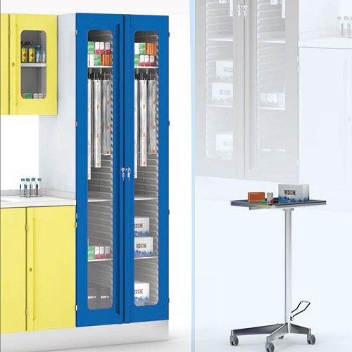 Модульные шкафы медицинские - 2