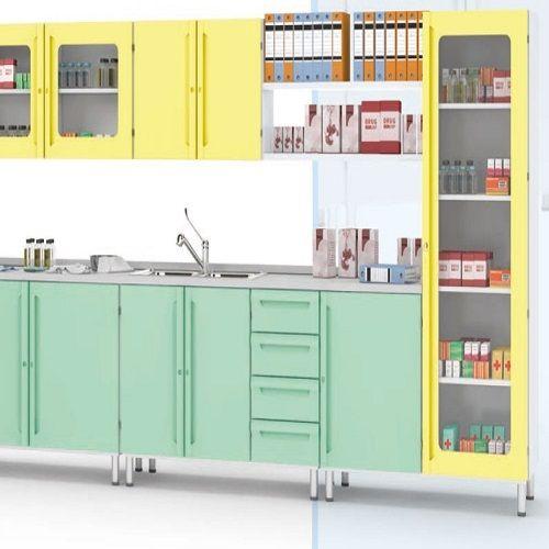 Шкафы и мебель под заказ в медицинский кабинет
