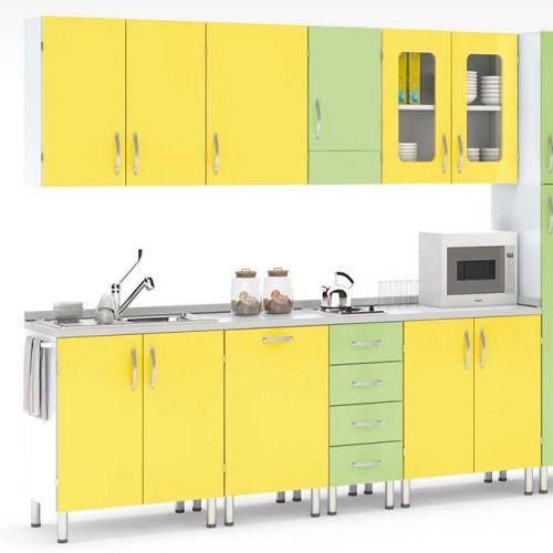 Модульная мебель для медицинского кабинета под заказ