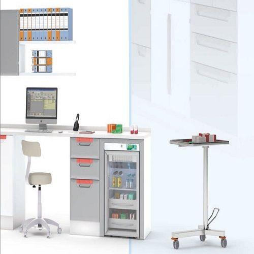 Шкафы для медицинского кабинета