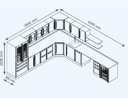 Шкафы для медицинских учреждений