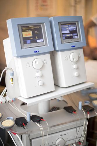 Основные эффекты электротерапии