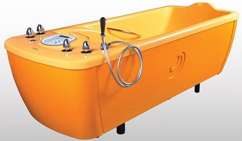 Массажные бальнеологические ванны