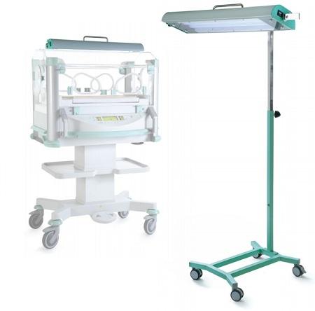 Фототерапевтические лампы для новорожденных