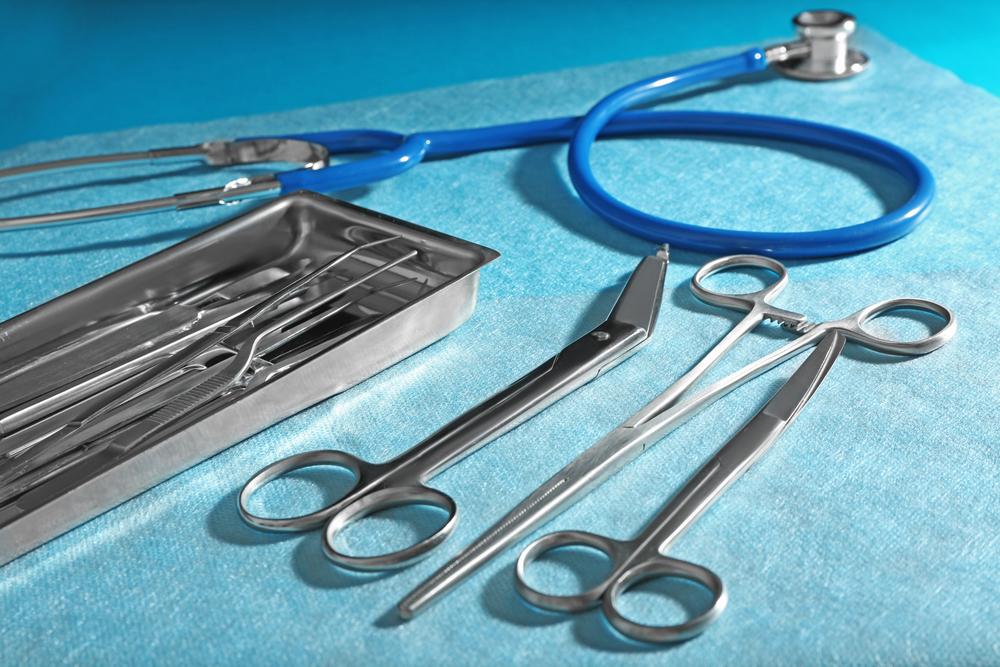 Медицинские инструменты для больницы