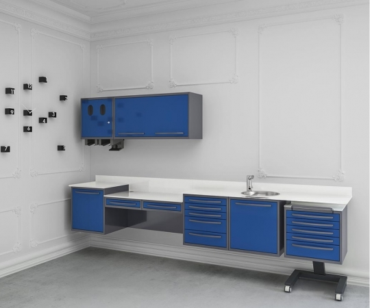 Стоматологическая медицинская мебель