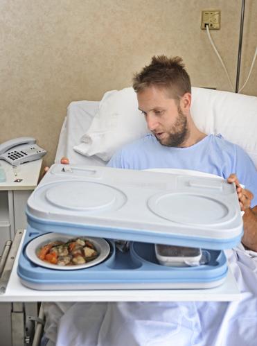 Тележка для пищеблока