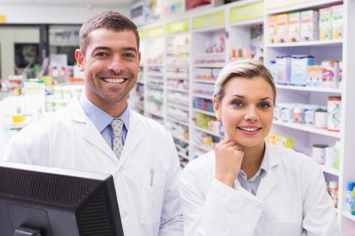 Мебель медицинская и оборудование для аптек