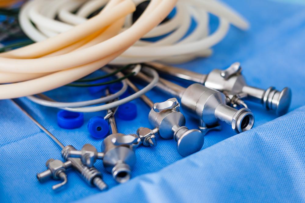 Инструменты для эндоскопических операций