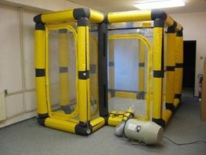 New! Камера для изоляции инфицированных пациентов