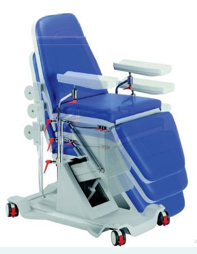 Донорские кресла электрические