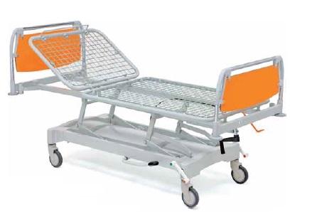 Медицинская кровать двухсекционная