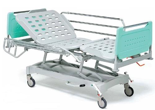 Кровать функциональная четырехсекционная