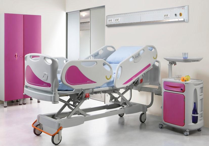 Кровати медицинские для интенсивной терапии и реанимации